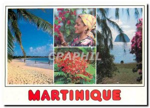 Modern Postcard Martinique Once Upon a Time in Martinique
