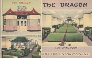 WASHINGTON D.C. , 1930-40s ; THE DRAGON Chinese Restaurant