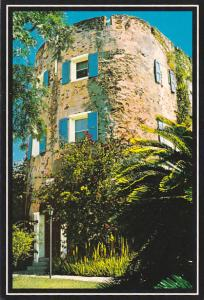 St Thomas Tower At Bluebeard's Castle Hotel