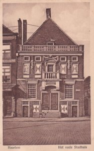 HAARLEM, Noord-Holland, Netherlands, 1900-1910's; Het Oude Stadhuis