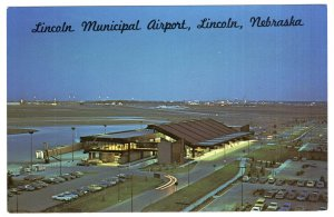 Lincoln, Nebraska, Lincoln Municipal Airport