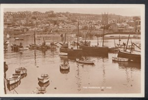 Cornwall Postcard - The Harbour, St Ives    DC2217