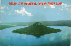 SUGAR LOAF MOUNTAIN HEBER SPRINGS ARKANSAS