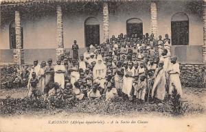 Tanzania Kagondo (Afrique equatoriale) A la Sortie des Classes, Rwanda