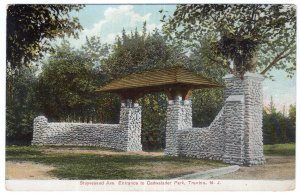 Trenton, N.J., Stuyvesand Entrance to Cadwalader Park