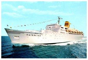 T.S.S. Fairwind , SItmar Cruises