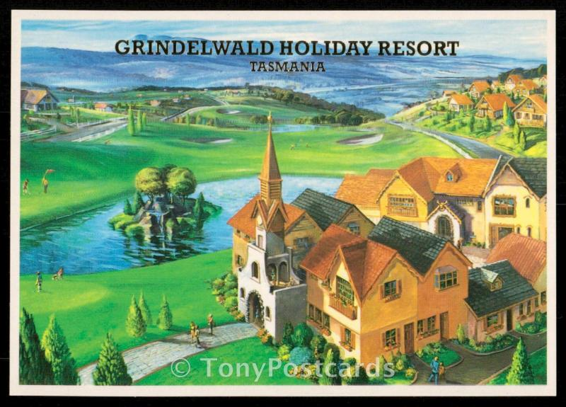 Grindelwald Holiday Resort