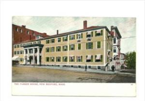 Massachusetts  New Bedford  The Parker House