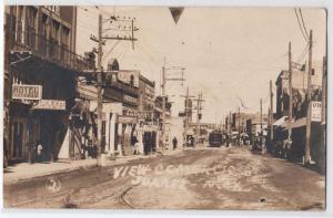 RPPC, Comercio St. Juarez Mex
