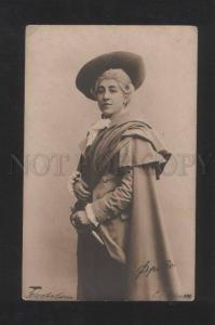 072217 FRIDE Italian OPERA Singer Vintage PHOTO