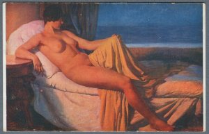 Old Postcard Beautiful Nude Girl ~ Didon ~ by P. A. Laurens