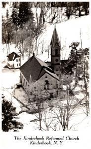 New York Kinderhook Reformed Church
