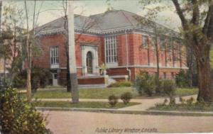 Canada Windsor Public Library