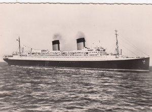 RP: Ocean Liner ILE DE FRANCE , 1920-40s