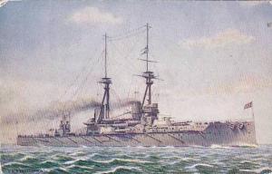 Warship , 00-10s : H.M.S. BELLEROPHON TUCK #8643