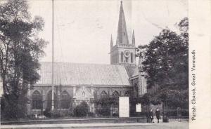 Great Yarmouth , England , 00-10s : Parish Church