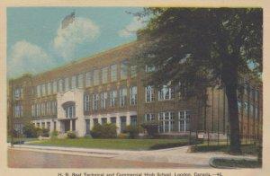 LONDON , Ontario , Canada , 1930s ; H.B. Beal High School