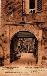 CPA DIVES-sur-MER - Hostellerie Guillaume-le-Conquerant (383686)