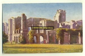 tp2231 - Lucknow , The Residency , India - Tucks art postcard
