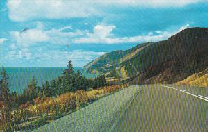 Canada Nova Scotia Cape Breton Highlands National Park