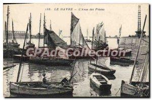 Old Postcard Le Havre Anse Des Drivers