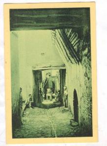 Loitering, Rue de la Casbah, Alger, Algeria, Africa, 00-10s