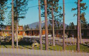 Canada British Columbia Cranbrook Ponderosa Motel