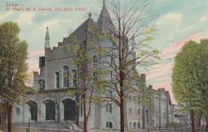 TOLEDO , Ohio, 00-10s ; St Paul's M.E. Church