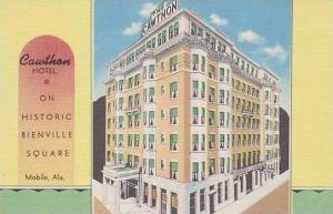 Alabama Mobile Cawthorn Hotel