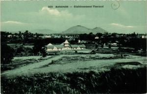 CPA Antsirabe- Etablissement Thermal MADAGASCAR (830015)