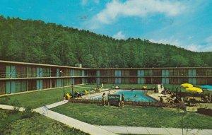 HOT SPRINGS, Arkansas, 50-60s, Holiday Inn