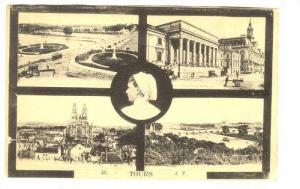 4Views Of Tours ( Indre-et-Loire), France, 1900-1910s
