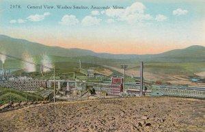 ANACONDA , Montana , 00-10s ; Washoe Smelter