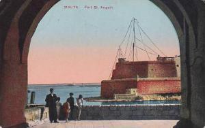 Fort St. Angelo, Malta, 00-10s