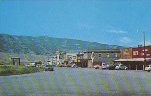 Montana Gardiner Main Street