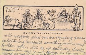 AS: The Little family, Every Little Helps, PU-1906