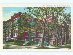 Linen HIGH SCHOOL SCENE Mason City Iowa IA E2243