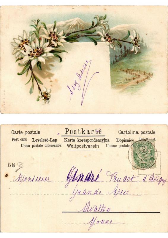 CPA AK Meissner & Buch Litho (730571)