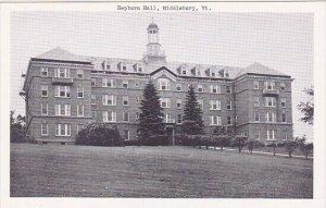 Hepburn Hall Middlebury Vermont