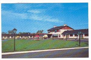 Exterior,  Le Paysan Motel,  Montreal,  Quebec,  Canada,  40-60s
