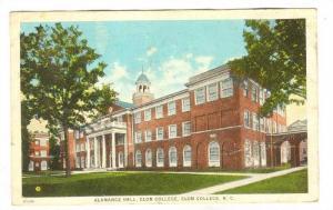 Alamance Hall, Elon College, North Carolina, PU-1925