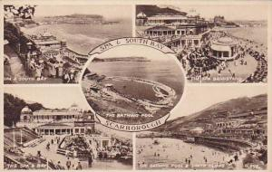 5Views, Spa & South Bay, The Spa Bandstand, The Bathing Pool, South Cliffs, E...