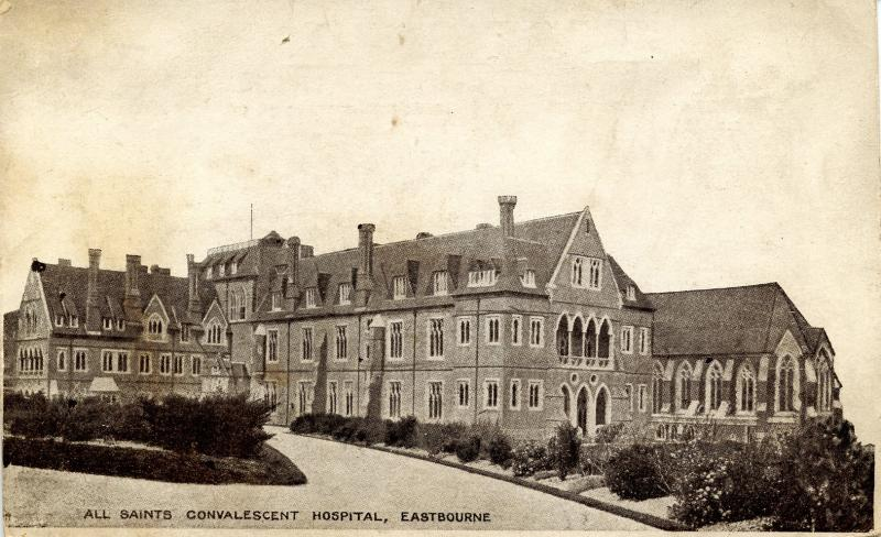 UK - England, Eastbourne. All Saints Convalescent Hospital