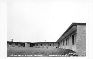 Manchester Iowa~Good Neighbor Home~1950s Real Photo Postcard-RPPC