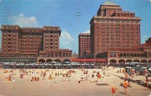 USA Chalfonte Haddon Hall Hotels Atlantic City New Jersey 1960