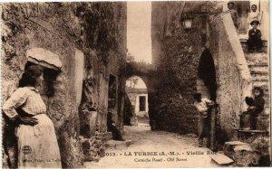 CPA LA TURBIE - Vieille Rue (164509)