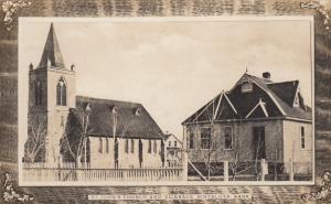 RP; SINTALUTA , Saskatchewan, 1900-10s ; St Johns Church