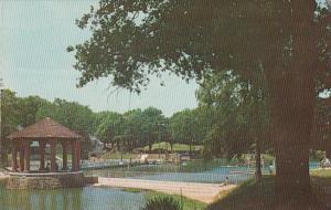 Georgia Atlanta Swimming Pool In Piedmont Park 1969
