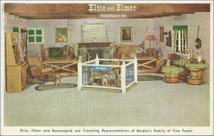 Elsie, Elmer & Beauregard, Borden's Family