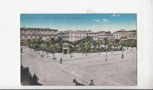 BF31973 taranto piazza archita e villa garibaldi  italy  front/back image